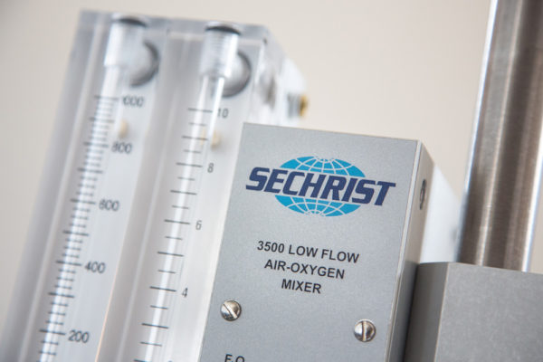 Air-Oxygen-Mixer